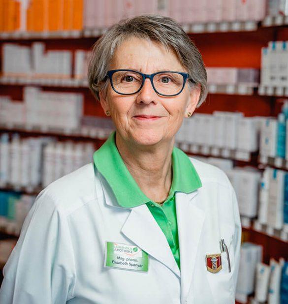 Mag.pharm Elisabeth Spanyar